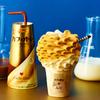 「江崎グリコの新カフェオーレ」がディグラボ ソフトクリーム研究所とコラボ☆ エアリーソフトクリーム『グリコのカフェオーレ』2週間限定で発売