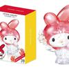 マイメロやキキ&ララがクリアな立体ジグソーパズルに♡『クリスタルギャラリー』サンリオキャラクター4商品が発売中!