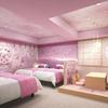 ハローキティを浅草ならではの和で演出♡ 浅草東武ホテルに「桜天女」と「和モダン」のハローキティルームが誕生!