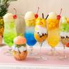 トロピカルな3種のクリームソーダも♪ アリスのファンタジーレストラン都内3店舗にて『アリスフルーツフェスティバル』開催!