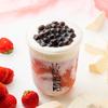 濃厚かつ爽やかな「いちごミルク」&涼やかな「宇治抹茶」♪ タピチ ティースタンドから、タピオカスムージー2種が新発売!