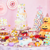 パステルカラーのハロウィーンスイーツがズラリ♪ グランドニッコー東京ベイ 舞浜にて『ハッピーハロウィーンスイーツブッフェ』開催!!