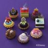 ディズニー『眠れる森の美女』『アラジン』『リトル・マーメイド』『白雪姫』 のプリンセス&ヴィランズをプチケーキで表現♡ 銀座コージーコーナーから、ハロウィン限定スイーツが発売!