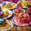カワイイモンスターカフェ × アリスのファンタジーレストランが夢のコラボ☆ カラフル可愛いハロウィンの宴が期間限定でスタート!