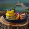 「プーさんの不思議な夢」がコンセプト♪ 毎年大人気の「はちみつカフェ」がパワーアップした「『Winnie the Pooh』HUNNY'S CAFE in STRANGE DREAMS」東京・新宿に期間限定でオープン☆