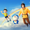 菅田将暉がドラえもんとのび太と一緒にタケコプターで空を飛ぶ!映画『STAND BY ME ドラえもん 2』新ポスタービジュアル&主題歌入り予告映像解禁‼