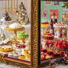 ロマンティックなパリの街角をイメージ♡ スイーツビュッフェ『クリスマス マジカル・ウィンドー』 ヒルトン東京にて開催!!