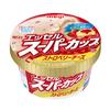 マスカルポーネを使用したチーズアイスに、いちご果肉入りソースをミックス♡『明治 エッセルスーパーカップ ストロベリーチーズ』が新配合で登場!
