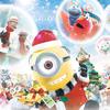 ミニオンやハローキティがクリスマス衣装に♡ USJにて『ハッピー・クリスマス・ストリート・パーティ』などのクリスマスプログラムを開催!!