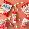 「森永練乳」を使用した、コクのある優しい甘さ♪「た~っぷりミルクの練乳ラテ」や「森永練乳アイス た~っぷり練乳」が全国のファミマに登場!