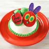 「はらぺこあおむし」がドンっ!と乗 ったクリスマスケーキも♡『はらぺこあおむしカフェ in 吉祥寺』に新メニューが登場