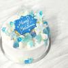 まるで食べられる宝石♡ Sunday Brunch下北沢店に「琥珀糖」や雪の結晶クッキーを飾り付けた数量限定クリスマスケーキ&冬季限定メニューが登場!