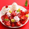 ベリー尽くしでクリスマスを彩る☆ Ivorish(アイボリッシュ)に「真っ赤なフレンチトースト」が期間限定で登場!