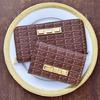 ビター&スウィートな味わいの「チョコレート」に、サクサクの「ビスケット」も♡ Q-pot.から長財布&二つ折り財布が発売!