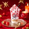 まるで「クリスマスケーキ」のようなドリンク♡『パブロスムージー いちごのチーズタルト』期間限定で発売!
