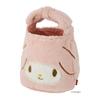 マイメロやシナモンと一緒に楽しくお出かけ♡ ぬいぐるみのようなふわもこ素材のバッグがヴィレヴァンオンラインに登場!