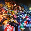 世界初の任天堂をテーマにした壮大な新エリア『スーパー・ニンテンドー・ワールド』グランドオープン決定!「マリオカート」をテーマにした『マリオカート ~クッパの挑戦状~』もオープン♪