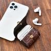 Q-pot.からアクセサリー感覚で持ち歩ける「ビターチョコレートAirPods Proケース」がデビュー!可愛いテディベアのノベルティーもお目見え♪