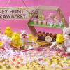 """""""くまさん""""や""""ミツバチ""""、旬のいちごスイーツに心癒される♡『ハニーハント&ストロベリーSweets Party』開催!"""