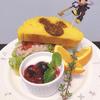 王様(ミッキー)のもこもこポテトサラダ&ツナサンドが可愛い♡「KINGDOM HEARTS Melody of Memory」 Cafe 東京&大阪で開催!<レポ>
