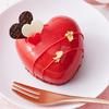 深紅のハートや苺がモチーフの心躍る限定スイーツ♡「ATELIER de GODIVA」からバレンタインスイーツが登場!