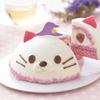 """テーマは""""ストローベリーマジック""""♡ 銀座コージーコーナーに「ネコの魔法つかい」のデコレーションケーキや、苺と魔法をモチーフにしたプチケーキが登場!"""