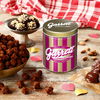 トリュフチョコレートのように濃厚なバレンタイン限定レシピ&ゴージャス可愛い限定缶♡ ギャレット ポップコーン ショップス®に『アーモンド チョコレートトリュフ』『Candy Pink缶』が登場!