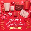 レッドとピンクを基調としたハートモチーフが可愛い♡ サマンサタバサプチチョイスから、ギャレンタインコレクションが登場!