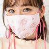 マイメロやシナモンの『リボン付きマスク』『フリルマスクポーチ』で上品さや可愛らしさを演出♡ サンリオから限定マスク&ポーチが登場!