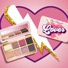 バレンタインシーズンにぴったりのピンクカラー♡「トゥー フェイスド」から、ハートモチーフのミニ アイシャドウ パレットが数量限定で登場!