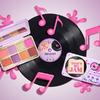 ゲーム機と音楽がモチーフ♡ トゥー フェイスドから春夏カラーが揃ったミニ アイシャドウ パレット2種が発売