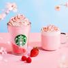 ふんわり咲き誇るさくらを表現♡ スターバックスから『さくらふわり ベリー フラペチーノ®』発売!桜の息吹をイメージした「SAKURA」グッズも登場