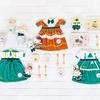 「館のレストラン」オリジナルコスチュームをイメージしたドレス型タオルも♪ Sanrio Puroland Online Shopにて関連グッズを販売!