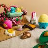 ウサギやたまご、ハンプティダンプティがバスタイムに笑顔と春をお届け♪ LUSHからイースター限定アイテムが発売!