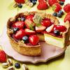 PABLO『いちごとピスタチオの春色チーズタルト』期間限定で発売!赤と緑のコントラストが美しいスイーツで、春を先取り♪