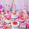 多彩なピンクに春らしいラベンダーを織り交ぜた、メルヘンチックで幻想的な世界♡ アートホテル大阪ベイタワーにて『STRAWBERRY SWEETS COLLECTION Ⅱ-PINK FANTASIA-』期間限定で開催!