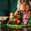 プーさんの家やハチミツ壺、ミツバチの巣を忠実に再現♡ 100エーカーの森を想起させるノスタルジックなレゴセット『レゴ®くまのプーさん』新発売!