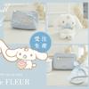 シナモンとみるくの愛らしいぬいぐるみポーチも♡ Maison de FLEURから、3月6日のシナモロールのお誕生日を記念したコラボアイテムが登場!