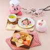 星のカービィの『Kirby Café(カービィカフェ)』にて、さくら色でいっぱいの華やかな「春のまんまるピクニック」フェアを期間限定で開催♡