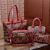 Q-pot.の最高に贅沢な「Chocolate × Strawberry」シリーズに、ボストンバッグがデビュー!! 深みと艶のあるビターチョコレートに、真っ赤な苺をトッピング♡
