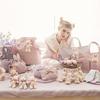 ふわもこ可愛いうさぎさんシリーズがMaison de FLEURに登場!春らしいパステルカラーで揃えた『Happy Easter』発売