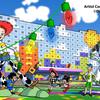 映画「トイ・ストーリー」シリーズをテーマにした新ホテルの名称が『東京ディズニーリゾート・トイ・ストーリーホテル』に決定!2021年開業予定♪
