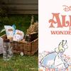 ディズニーキャラクター『ふしぎの国のアリス』シリーズ全30種が全国の300円ショップに登場!物語の世界に入り込んだ気分が楽しめる♡