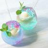 色あざやかにきらめく紫陽花メニューがSunday Brunch下北沢店に登場!ゆれるグラスのクリームソーダ&チーズケーキ♪