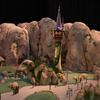 東京ディズニーシー® 2023年度誕生の新テーマポート「ファンタジースプリングス」映画『塔の上のラプンツェル』『ピーター・パン』『アナと雪の女王』をテーマにしたエリアの模型動画が公開中!