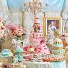 ヴェルサイユ宮殿で繰り広げられる、優雅なティーパーティーをイメージ♡『マリー・アントワネットが招く ヴェルサイユ宮殿のスイーツビュッフェ』ホテル インターコンチネンタル 東京ベイにて開催!