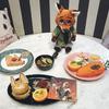 ディズニー映画『ズートピア』5周年を記念した「ズートピア」OH MY CAFEが東京・大阪・名古屋に期間限定でオープン!ニックやにんじんのキュートなメニューがズラリ♪<レポ>
