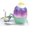 色が変わる仕掛けで有名な 『リトマス試験紙氷』も!有名かき氷店の看板メニュー5品が、永久に溶けないミニチュアフィギュアになって登場♪