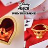 """Q-pot.から、Disney「ふしぎの国のアリス」""""ハートの女王""""のティーカップ ネックレスが新たに誕生♪"""