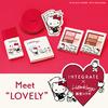 """ハローキティとインテグレートが「Meet """"LOVELY""""」をテーマにコラボ!限定デザインパッケージやARフィルターが登場♡"""